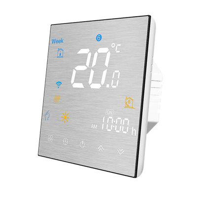 MoesHouse BHT-3000-GALW WiFi Smart Thermostat Temperature Controller for Water Floor Heating Boiler Works with Alexa Google Home
