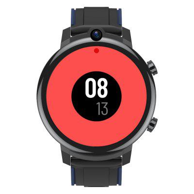 KOSPET Power 4G Watch Phone High Grade Ceramic Bezel 3GB RAM 32GB ROM Face ID Unlock 1.6 inch 400 x HD Display Dual Camera Battery 1800mAh