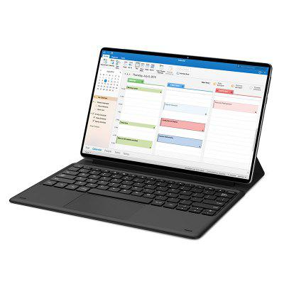 Teclast 2-in-1 Magnetic Keyboard Cover with Docking Station Interface for M18 Tablet PC