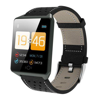 CK19 1.3 inch Big Touch Screen Smart Watch PPG Heart Rate Blood Pressure Custom Wallpaper Sports Running Sports Smartwatch white black new 10 1 inch capacitive touch screen panel for rp 461a 10 1 fpc a1 slr tablet digitizer sensor free shipping