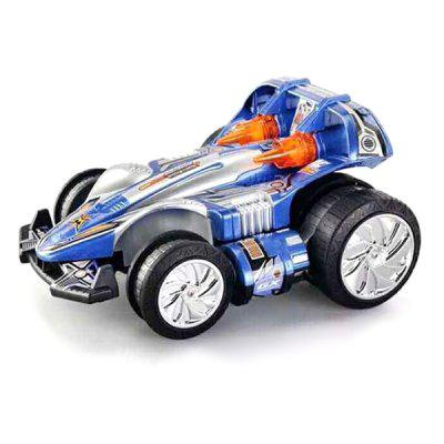 QX8337 2.4G Upgrade Remote Control RC Stunt Car Toy 360 Degree Rotating Charging Vehicle