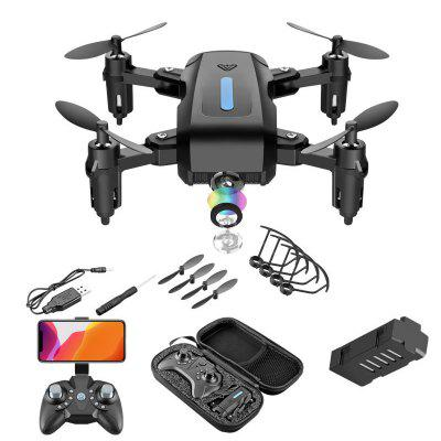 M9 PRO Mini Folding Drone Remote Control Quadcopter HD Real-time WiFi Image Transmission Cross-border Children Toy