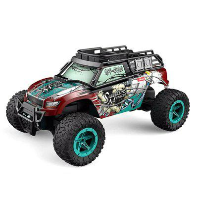 P162 / P168 RTR 1/16 2.4G RWD RC Car Off-Road Vehicles Climbing Truck Model Kids Children Toys