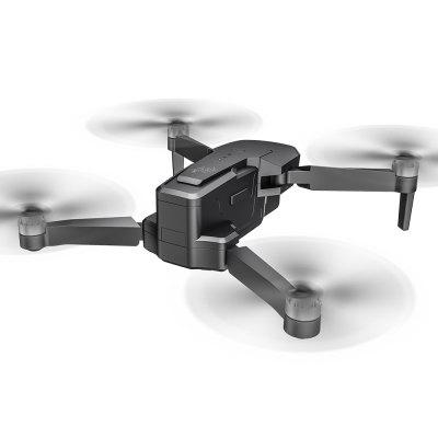 KF107 GPS 5G WiFi 1.2KM FPV with 4K Servo Camera Optical Flow Positioning Brushless Foldable RC Quadcopter Drone RTF