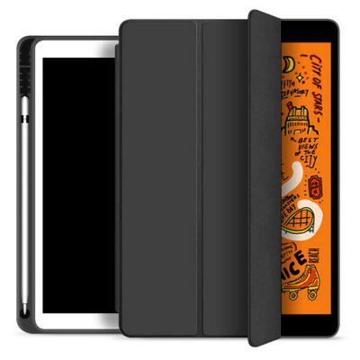 Tablet Silicone Case Cover Shell with Pen Tray Soft for 2018 iPad Pro 11 inch