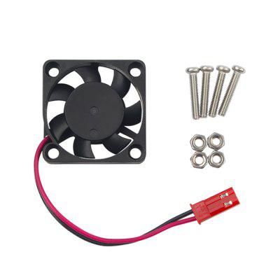 C0062 Cooling Fan with Screw for Raspberry Pi 4B / 3B+ 3B 2B