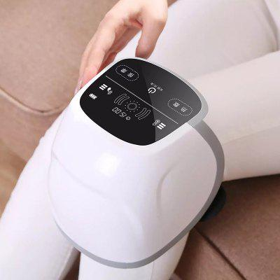 uLap520 Mini Smart Knee Massager Shoulder Surround Heating Red Light Therapy Touch Screen Portable Body Massage Relaxation Tool