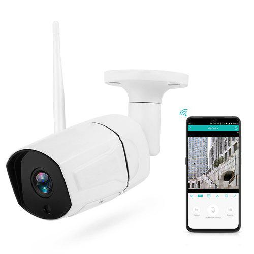 Stalwall N648 Smart Home Security HD 1080P WiFi IP Camera with AI...