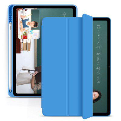 Silicone Case for Tablet Ipad with Pen Groove Soft Cover