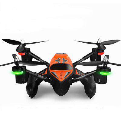 Sea Land and Air Amphibious Aircraft Model Remote Control Quadcopter Drone RC Toy Image