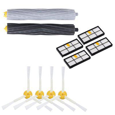 Sweeper Sweeping Robot Accessories Set for iRobot Roomba 860 870 880 980