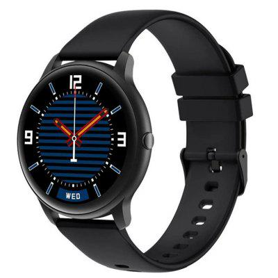 IMILAB KW66 3D HD Curved Screen Smart Watch Heart Rate Monitor Customized Face IP68 Waterproof Bluetooth 5.0 Smartwatch Global Version (Ecosystem Product)