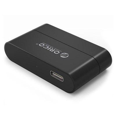 ORICO 20UTS-C3-BK Type-C Interface 2.5 inch Easy Drive Adapter 4TB Capacity Support Hot Swap OTG Free