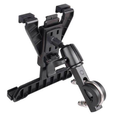 7-10 inch Tablet Bracket Navigation Mountain Bike Frame Bicycle Holder Stand