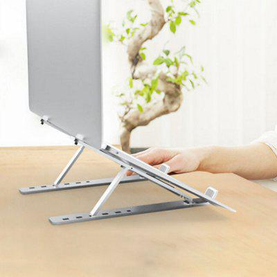 Laptop Stand Aluminum Alloy Computer Bracket Support Lifting and Storage