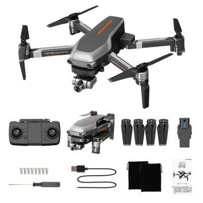L109 Brushless Quadcopter Professional 5G Biaxial Head HD 4k Folded GPS Aerial Drones Image