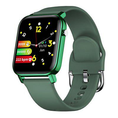 SN87 Fitness Tracker Support Swimming Bluetooth Smart Watch DIY Full Touch Ultra Retina 2.5D Curved Screen Super Fashion Metal Slim Body Multi Smartwatch