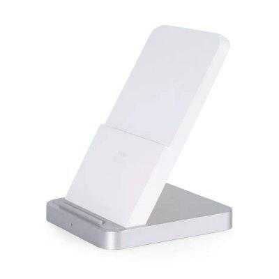 Xiaomi Vertical Air-cooled Wireless Charger Cooling Hole Design Built-in Silent Fan 30W