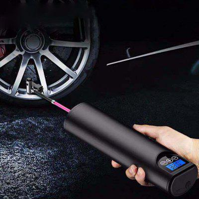 Smart Electric Pump High-pressure Portable Mini Car Air Bike Tool