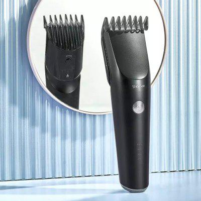 C2-W/C2-BK Electric Hair Clipper Noise Reduction and Waterproof Hair Trimmer from Youpin