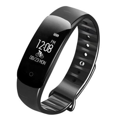 W7 Sport Smart Bracelet for Men Bluetooth Fitness Tracker Big Ultra Retina Full Touch Screen Medical Grade Heart Rate Blood Pressure Oxygen Monitor Wristband