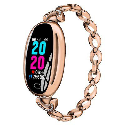 X2 Lady Smart Bracelet Fitness Tracker with Medical Grade Equipment 24-hour Heart Rate Blood Pressure Monitoring Step Counter Sleep Monitor Wristband