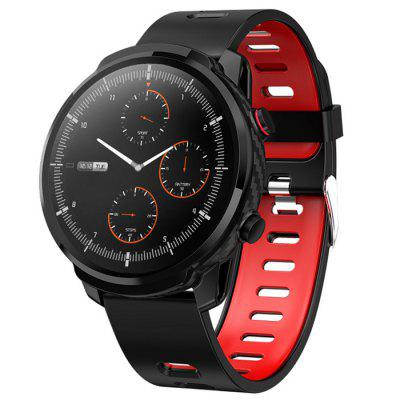 S10plus Smart Watch Fitness Tracker with Ultra Retina Screen USB Charging Smartwatch Activity (6 Modes) Pedometer Heart Rate Blood Pressure Oxygen Sleep Monitor