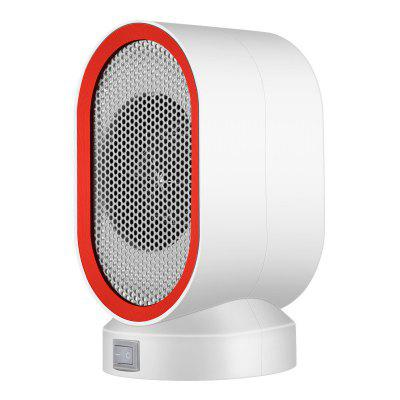 N6 Mini Electric Heater Portable Home Heating Fan 400W Miniature Low Power Small Sun Machine Noise Warm Air Blower