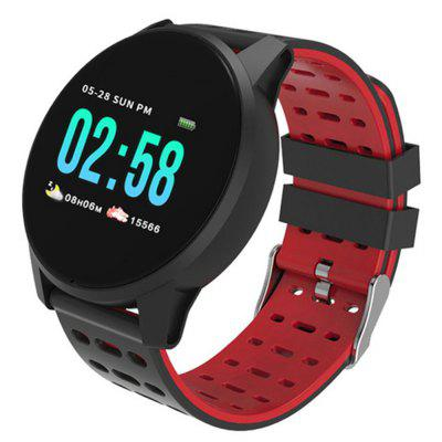 B2 Smart Watch Round Color Screen Mountaineering Cycling Heart Rate and Blood Pressure Sports Smartwatch
