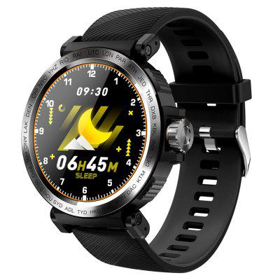 S18 Full Touch Screen Smart Watch IP68 Waterproof Sports and Fitness Pedometer Smartwatch
