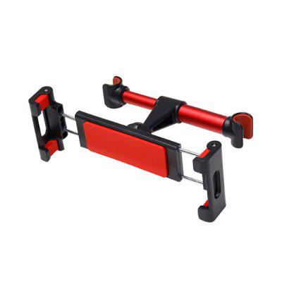 Car Phone Stand Rear Seat Tablet PC Bracket Multi-function Clip