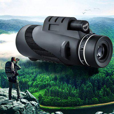 40X60 HD High Time Monocular Telescope