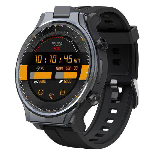 Kospet Prime 2 Smart Watch Phone 2.1 inch 13MP Rotatable Camera 480 x 480px Screen 4G + 64G Octa-Core 4G-LTE Watch Phone 1600mAh Battery GPS + Beidou Android 10 Smart Watch