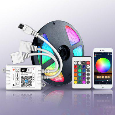 WiFi Controller Color Music Voice Control LED Light Strip