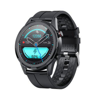 KUMI GT3 Magic Smart Watch Body Temperature Blood Oxygen Fitness Tracker Smartwatch