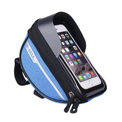 Bicycle Bag Bike Phone Package Chartered Cross-line Fitting MTB Cycling Accessories