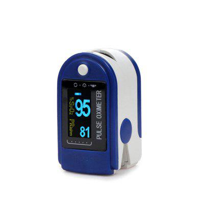 CMS50D Pulse Oximeter Clear Display Health Care