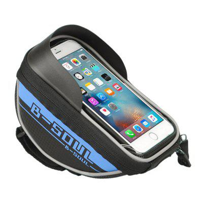 Bike Bag Saddle Waterproof Touch Screen Mobile Phone Package Mountain Accessories Car Front Pack