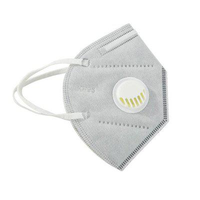 Фото - KN95 Mask 5 Ply Respirator Activated Carbone Valve Breathable Anti Dust Anti-fog Face Mask 50PCS 50pcs at24c02 24c02 sop8