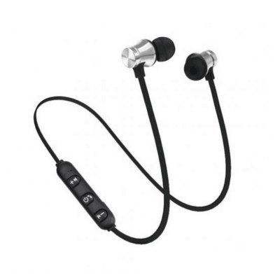 Фото - Gocomma XT11 Magnetic Wireless Bluetooth Music Headphones Sports Earphones with Microphone gocomma x9 mini wireless bluetooth 5 0 headphone in ear sport with mic handsfree headset earbuds for all phone for samsung huawei earphones
