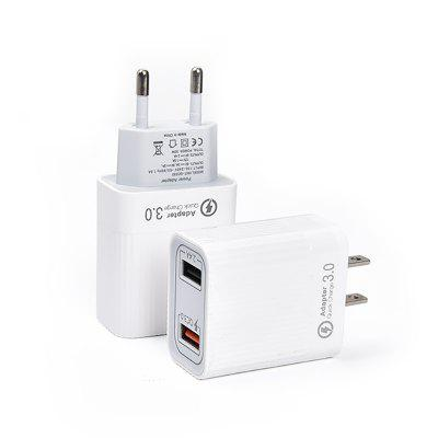 STARTRC QC3.0 Fast Charging Multi-protection Dual Ports Charger for DJI Mini 2