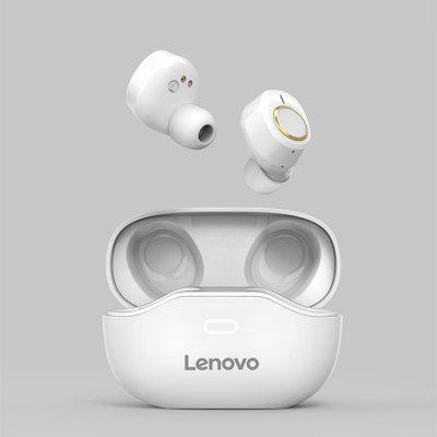Lenovo X18 Wireless Bluetooth 5.0 Headphone Ultralight Earbuds Support Fast Charging Touch Control Sports Earphones with Case