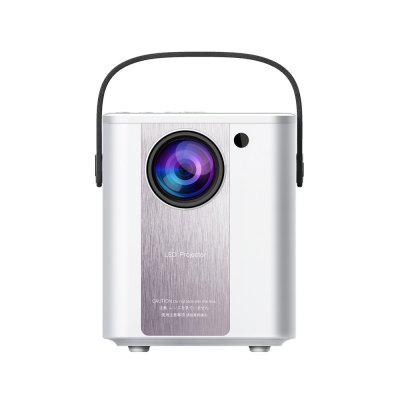 Bilikay C500 Projector Wireless Portable Mobile HD Outdoor Handed Children 800 x 480P Support 1080P
