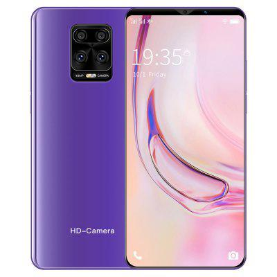 Note9 Plus Smartphone 5.8 inch MT6763 Octa Core 4GB RAM 64GB ROM Android 10.0 8MP + 13MP Cameras 4800mAh Battery Mobile Phone