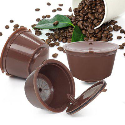 Coffee Filter Capsule Shell Reusable 2PCS