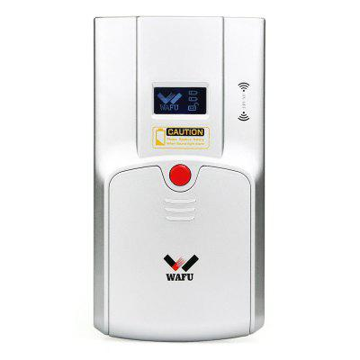 WF-011W Dual System Smart Invisible Door Lock WIFI Remote Home Door Lock Tuya App Door Lock Support iOS / Android System free shipping stainless steel pipe well lock fire lock lock invisible door pipe repair lock