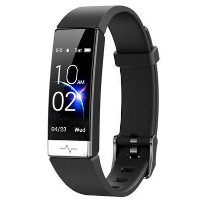 Y91 Smart Bracelet ECG + PPG Blood Pressure Heart Rate Oxygen Monitoring Waterproof Multi-sport Bluetooth Wristband