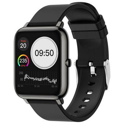 P22 Big Full Touch Screen Smart Watch Multi-sports Waterproof Blood Pressure Heart Rate Oxygen Smartwatch