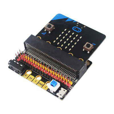 Microbit IO BIT V2.0 Shield Board Expansion Micro Bit Horizontal Adapter