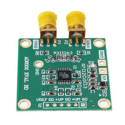 AD8302 Development Board Module Broadband Amplitude and Phase Detection Impedance Analysis RF Intermediate Frequency